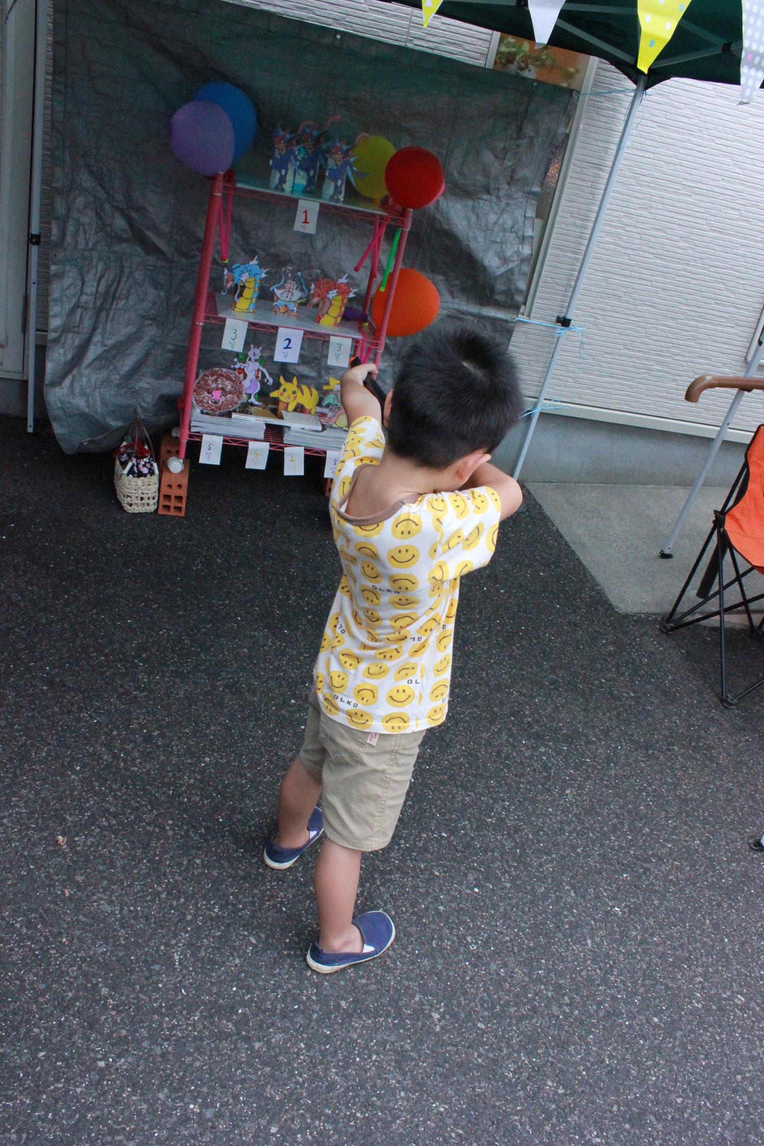colette夏祭り